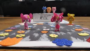 Read more about the article DIY Board game around magical creatures